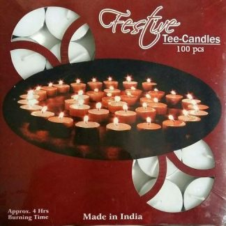 Tealight Candles 100