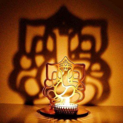 ganeshji shadow holder